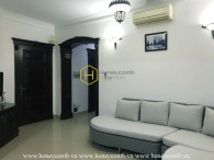 Vietnamese traditional style service apartment in Thao Dien, District 2