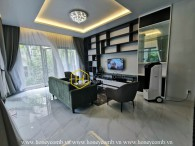 Industrial style VILLA at District 2: New - Modern & Stylist