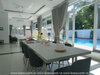Villa Compound An Phu with State Of Art for rent