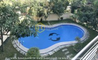 Welcome to this deluxe villa for rent in Compound Phu Tuong
