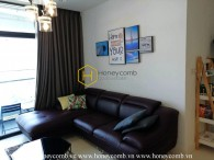 Wonderful 1 bedoom apartment in City Garden for rent