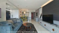 Nice decoration 2 bedrooms apartment in City Garden for rent
