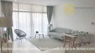 Bright and splendid 1 bedroom apartment in City Garden for rent