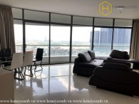 High floor 3 bedrooms apartment in City Garden
