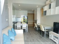 Full living facilities apartment with modern design in Diamond Island