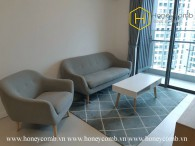 Full equipped apartment for rent in Gateway Thao Dien