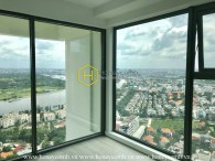 City & river view apartment for rent in Gateway Thao Dien