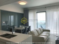 Adorable and fully featured 2 bedrooms in Gateway Thao Dien for rent