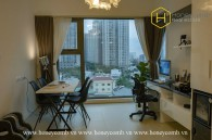 Perfect white tone and smart design apartment in Gateway Thao Dien