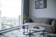 Studio apartment with modern and convenient decoration in Gateway