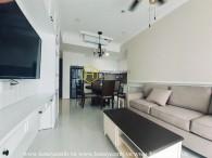 Nice design living space apartment in Masteri An Phu