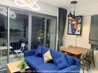 Bright elegant apartment in Masteri Thao Dien