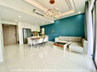 Industrial style apartment in Masteri Thao Dien: New - Modern & Stylist