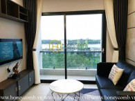 Suprise!!! Nice furniture with 2 bedrooms apartment in New City Thu Thiem