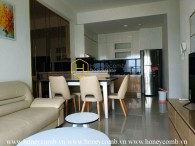 Romantic style apartment in The Sun Avenue - Quite, clean and highly elegant