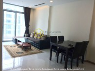 Modern life quality - unique apartment in Vinhomes Central Park