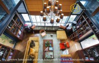 Flawless apartment with retro chic style in Xi Riverview
