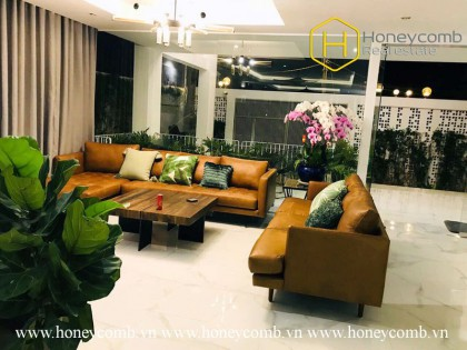 Enhance your lifestyle with this romantic and unique villa in Thao Dien
