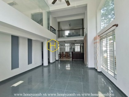 Villa Fideco Thao Dien for rent with Luxurious & Delicate style