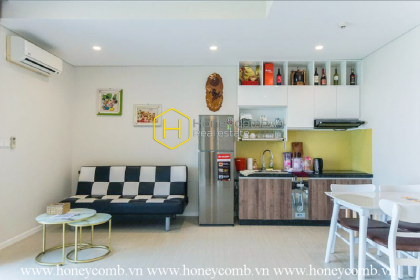 Modern style with a contemporary taste – Available apartment in Diamond Island