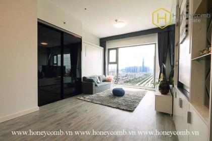 Super high end apartment with Landmark 81 view in Gateway Thao Dien