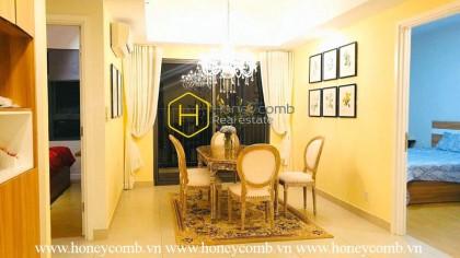 Premium apartment for rent in Masteri Thao Dien