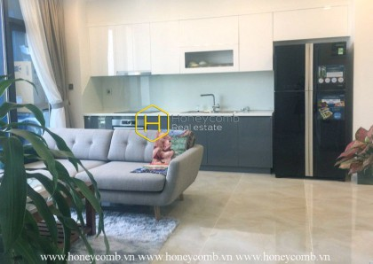 BEST LOCATION with Charming apartment in Vinhomes Golden River for rent
