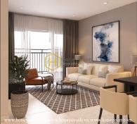 Impressive home - impressive life in Sunwah Pearl apartment