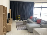 With City Garden apartment: Be a unique resident in  a unique architecture