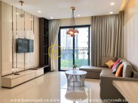 Alluring apartment in Estella Heights will satisfy every tenants