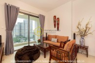 Gateway Thao Dien 2 bedrooms apartment with city view for rent