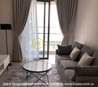 Love at first sight with this exclusive and exquisite apartment in Gateway Thao Dien