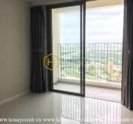 Unfurnished Masteri An Phu apartment: a place for your creativity