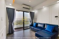 Enjoy amazing ambiance which this 3 bed-apartment brings to you at Masteri Thao Dien