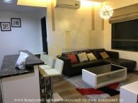 Masteri Thao Dien 2-bedrooms apartment high floor for rent