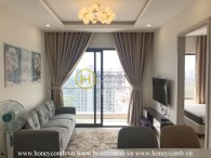 A modern apartrment with Landmark 81 view is now ready for you in New City
