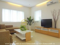 A lavish apartment in River Garden represents for comtemporary architecture