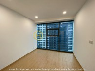 New and Spacious Apartment with no furniture for rent in Sunwah Pearl