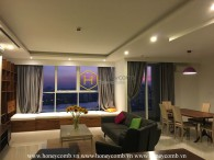 Impressed by the swag style of this apartment for rent in Thao Dien Pearl