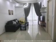 Simple design in Vista Verde apartment for rent creates the coziness