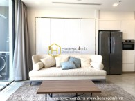 No suspicion as this Vinhomes Golden River apartment is one of the most worth living space in Saigon