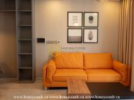 The picturesque 2 bedrooms-apartment in Vinhomes Golden River