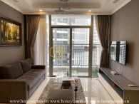 A desirable and chic apartment in Vinhomes Central Park for those who love creativity
