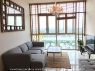 The Vista apartment: unique view- unique design