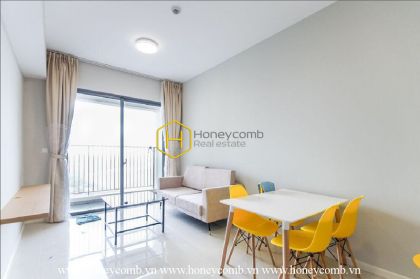 Seeking for a new house? This unfurnished apartment in Masteri An Phu is a great choice!