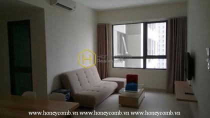 1 bedroom apartment in Masteri Thao Dien