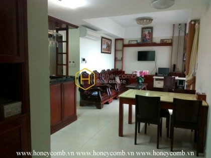 Indulge the quietness from this Masteri Thao Dien apartment
