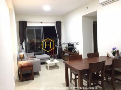 Căn hộ Masteri Thảo Điền 2 phòng ngủ với giá tốt cho thuê