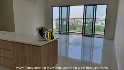 Fire your impaginary with the Palm Heights unfurnished apartment