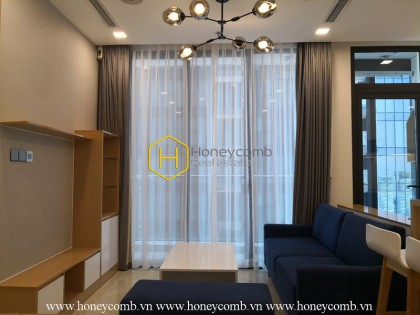 No one can resist the charming of this Vinhomes Golden River apartment